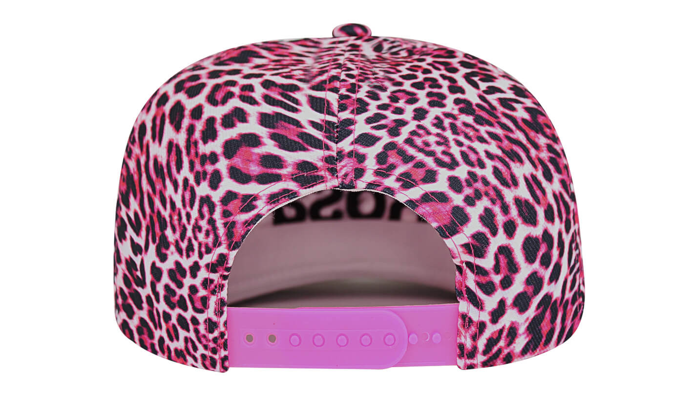 Boné rosa aba reta feminino - Hezzitu fábrica bonés b31cd41927b