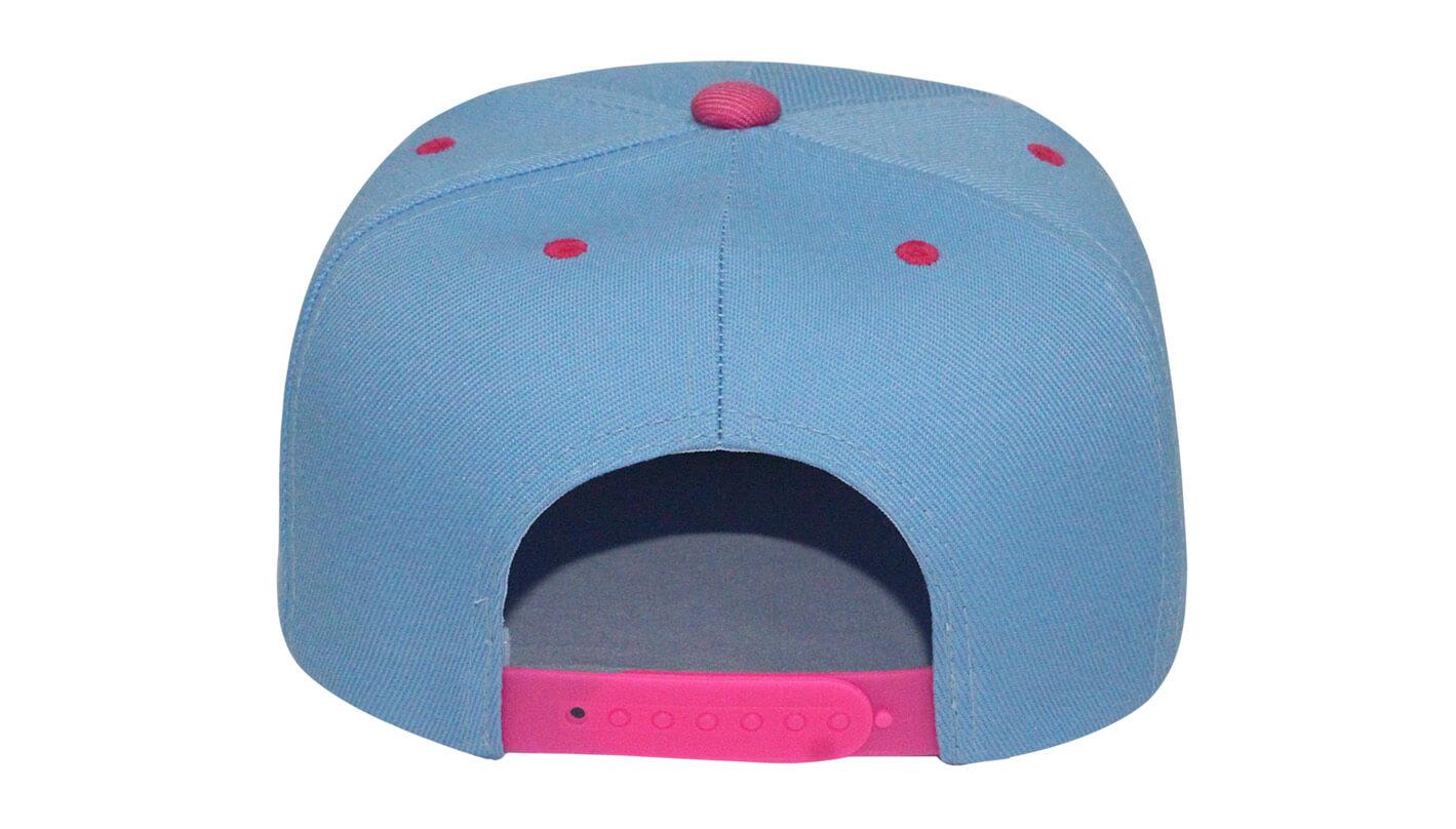 06e15165d136a Boné aba reta feminino - Hezzitu fábrica bonés personalizados